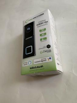 Heath Zenith SECUR360 Wired HD Video Doorbell Camera SL-9600