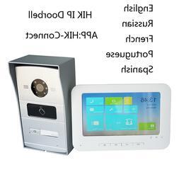 HIK IP Video intercom <font><b>KIT</b></font> Bundle,Multi-l