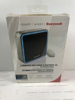 Honeywell Home Portable Wireless Doorbell & Push Button Seri