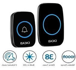 300M 38 Song Wireless Receiver Remote Control Waterproof Hom