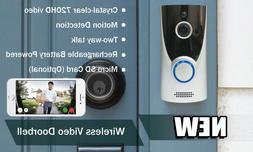 Home Security Wireless Monitoring Control for Door Bells and
