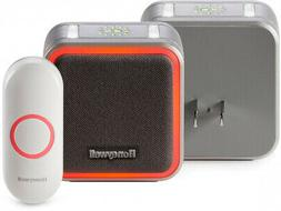 Honeywell Series 5 Plug-In Wireless Doorbell with Halo Light