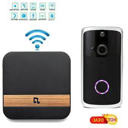 Hot Smart Wireless WiFi Doorbell HD Camera Video Phone Inter