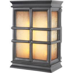 "Craftmade ICH1505  Hand-Carved 10"" LED Window Pane Chime - B"