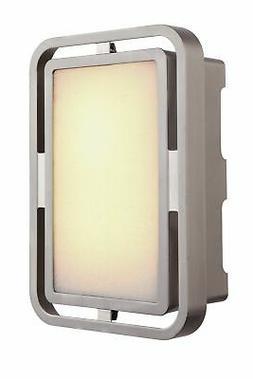 "Craftmade ICH1735 Nickel 7""W Lighted Doorbell Chime"
