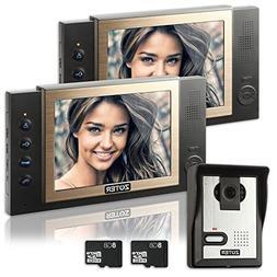 """Generic 8"""" inch Color LCD Video Door Phone Doorbell Home Ent"""