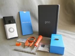 """Ring IP 720p Wi-Fi Video Doorbell Wired or Wireless NEW  """"RE"""