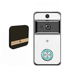 Doorbells JFW-Low Power Wireless Intercom Door Bell WiFi Vid