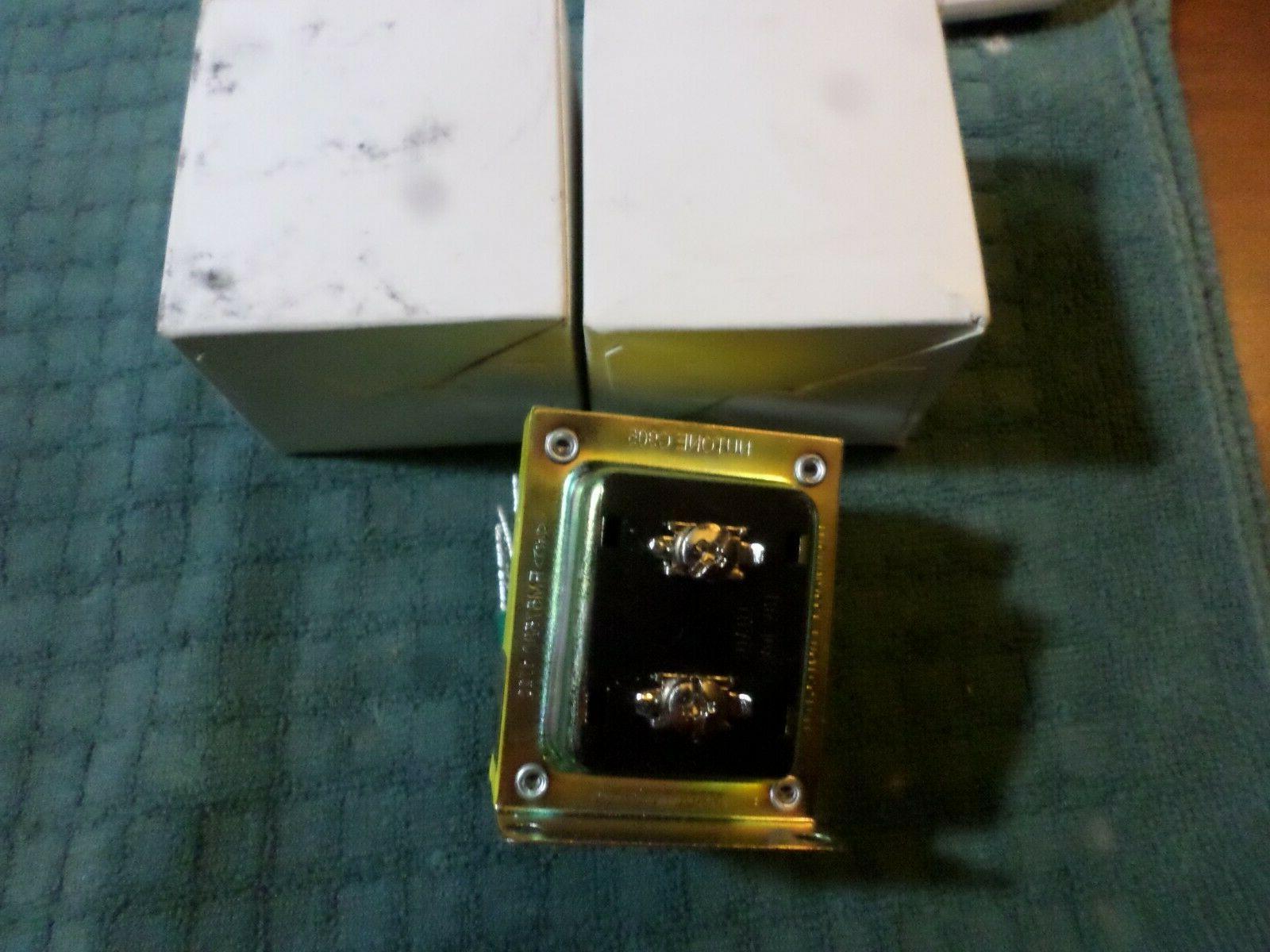 2 doorbell transformer
