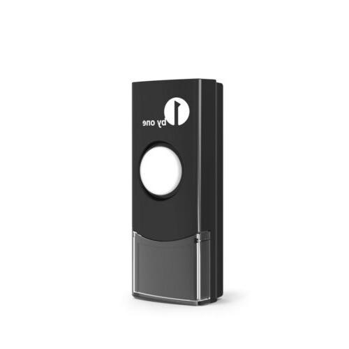 1byone Twin Doorbell 36 Chimes Door Bell Push
