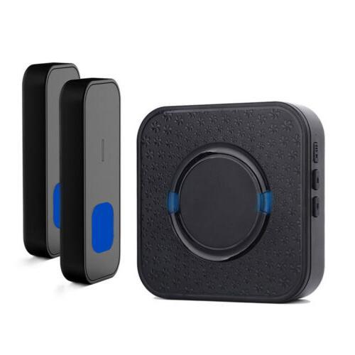 1000ft water resistant wireless doorbell chime 1