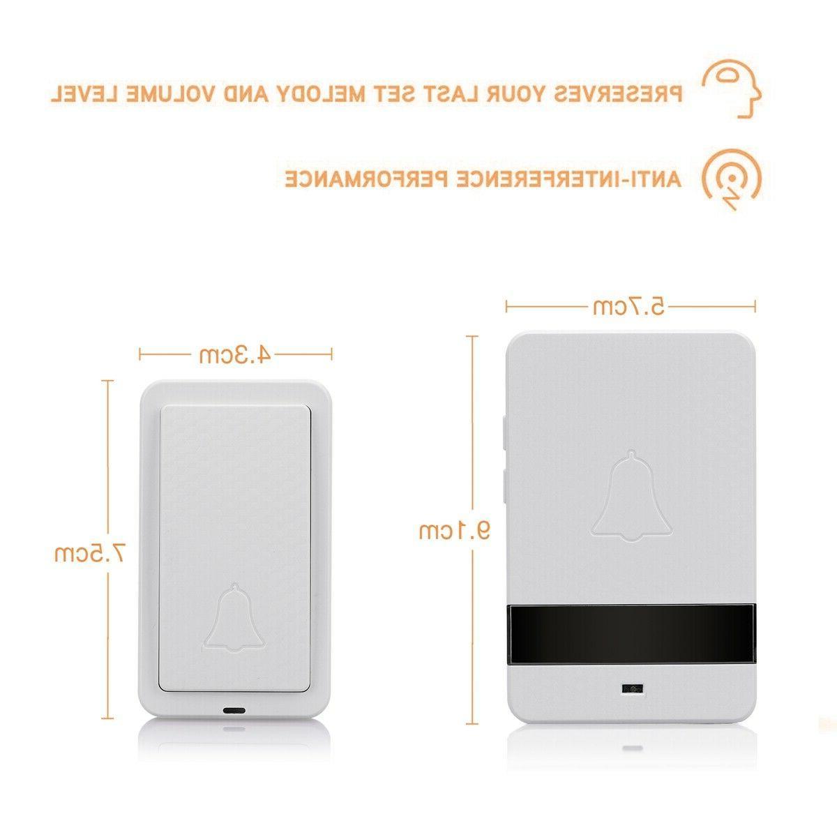 1000ft Doorbell Twin Wall Plug