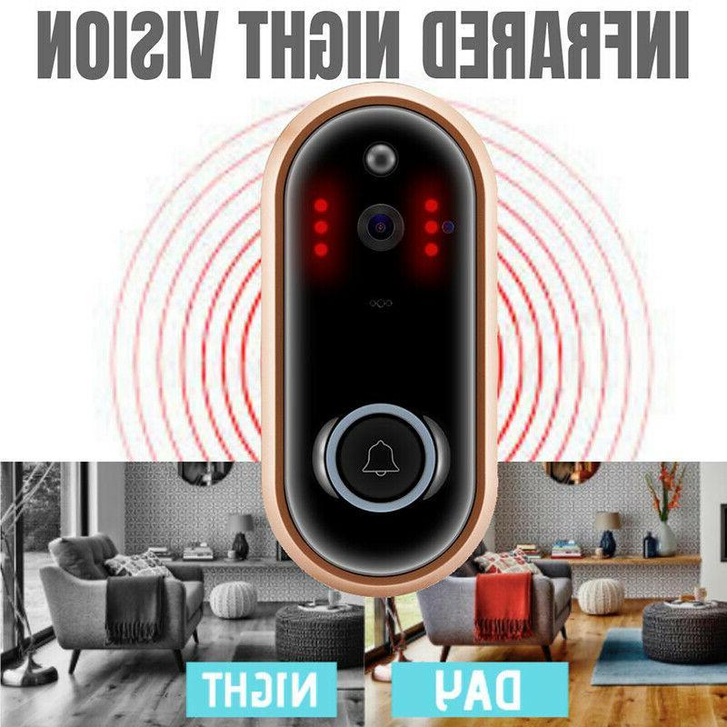 1080P HD Smart Doorbell Video Security