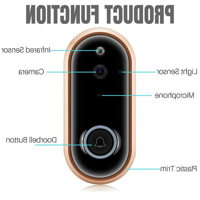 1080P HD Doorbell Video Intercom