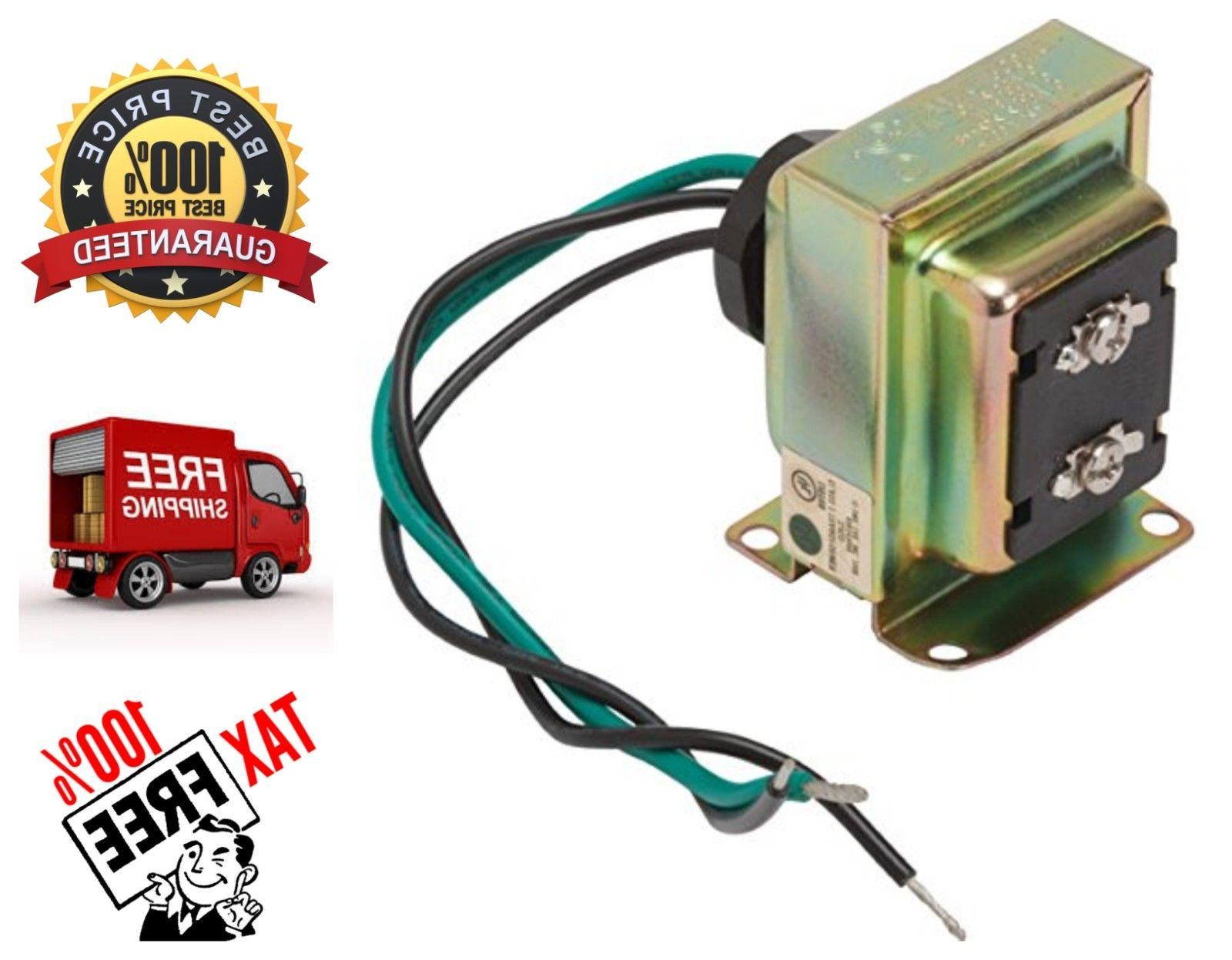 16v 10 vac for ring video doorbell