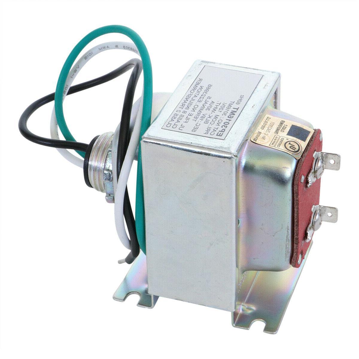 Endurance 30VA Doorbell Transformer Compatible Ring,