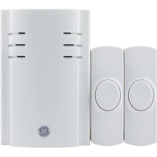GE Wall Wireless Door Chime