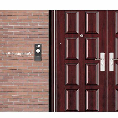 1by1 500ft Hanging Wireless Doorbell Door Buzzer Chime Ring