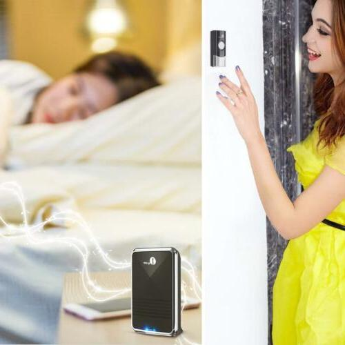 1byone doorbell battery chime 36 melody WATERPROOF