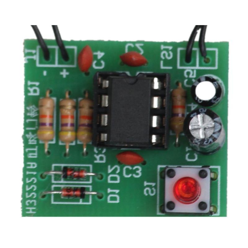 2 Sets Kit Precise Electronic Sound Circuit