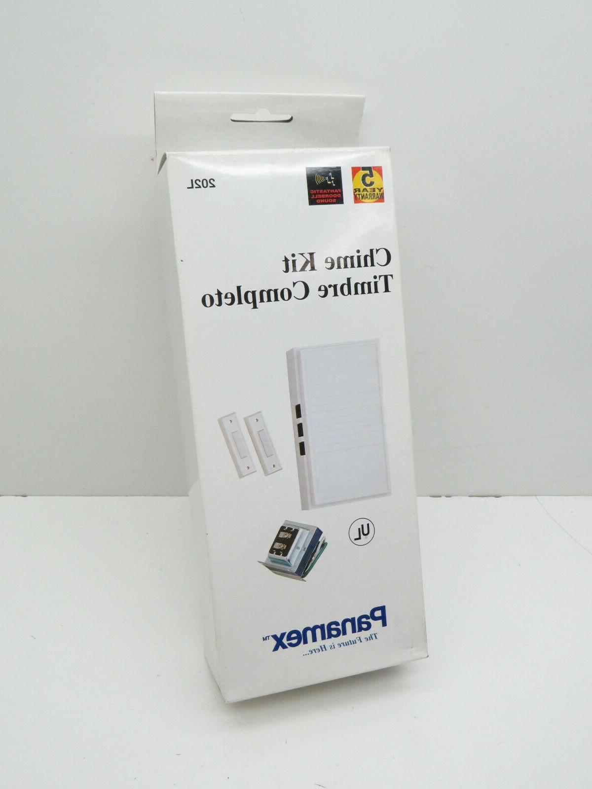 Panamex Door Kit w/Transformer