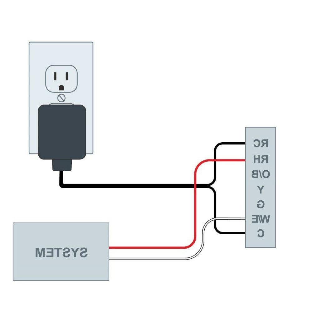 Power Adapter, Wifi Thermostats