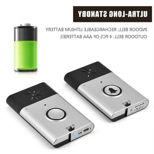 300m Voice Doorbells Doorbell Interphone