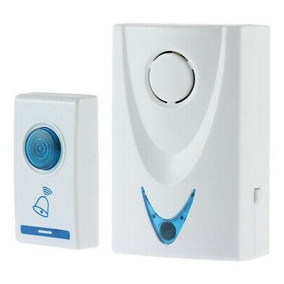 32 Bell Home Cordless 100M Doorbells