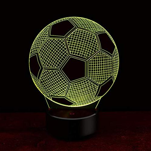 3d optical illusion desk lamp