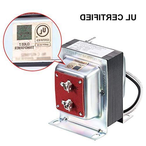 24V 40VA Thermostat Compatible Sensi Honeywell and All Versions Ring