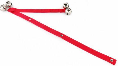 Dog Training Doorbell Adjustable Housebreaking Housetraining