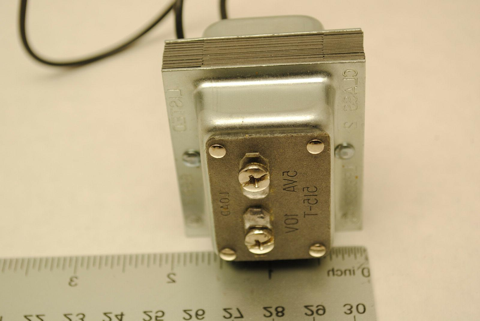 NuTone Transformer 120-Volts, 10-Volts,