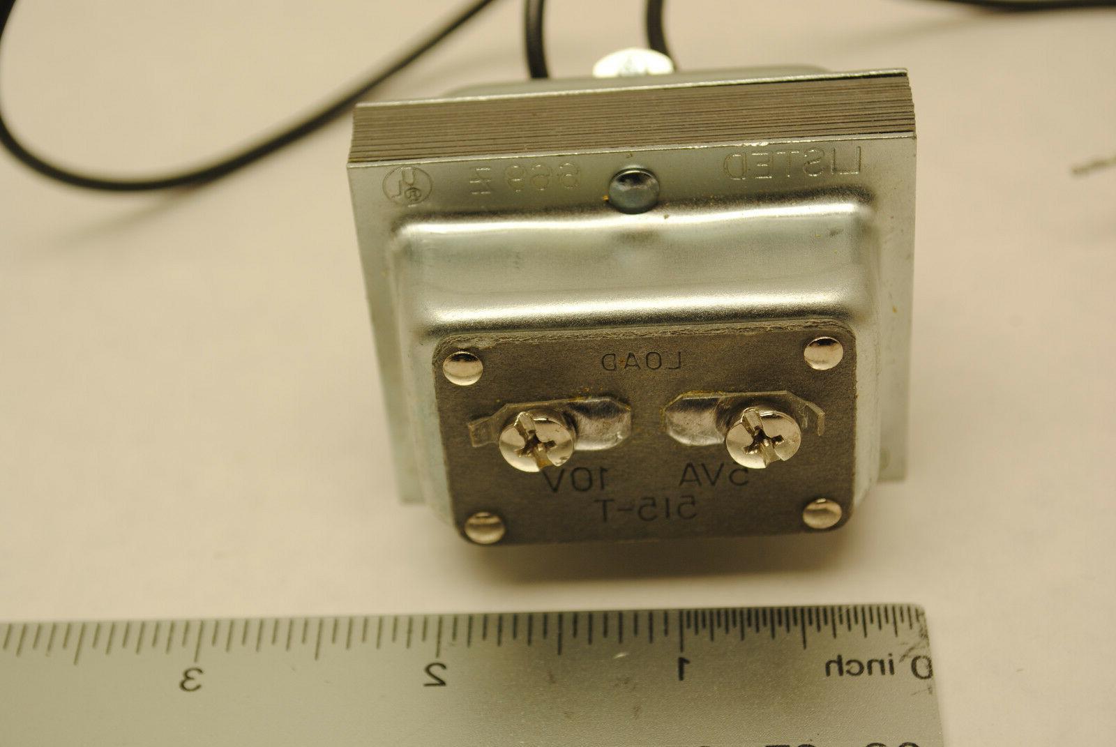 NuTone 515-T Door Transformer Primary 120-Volts, 10-Volts,