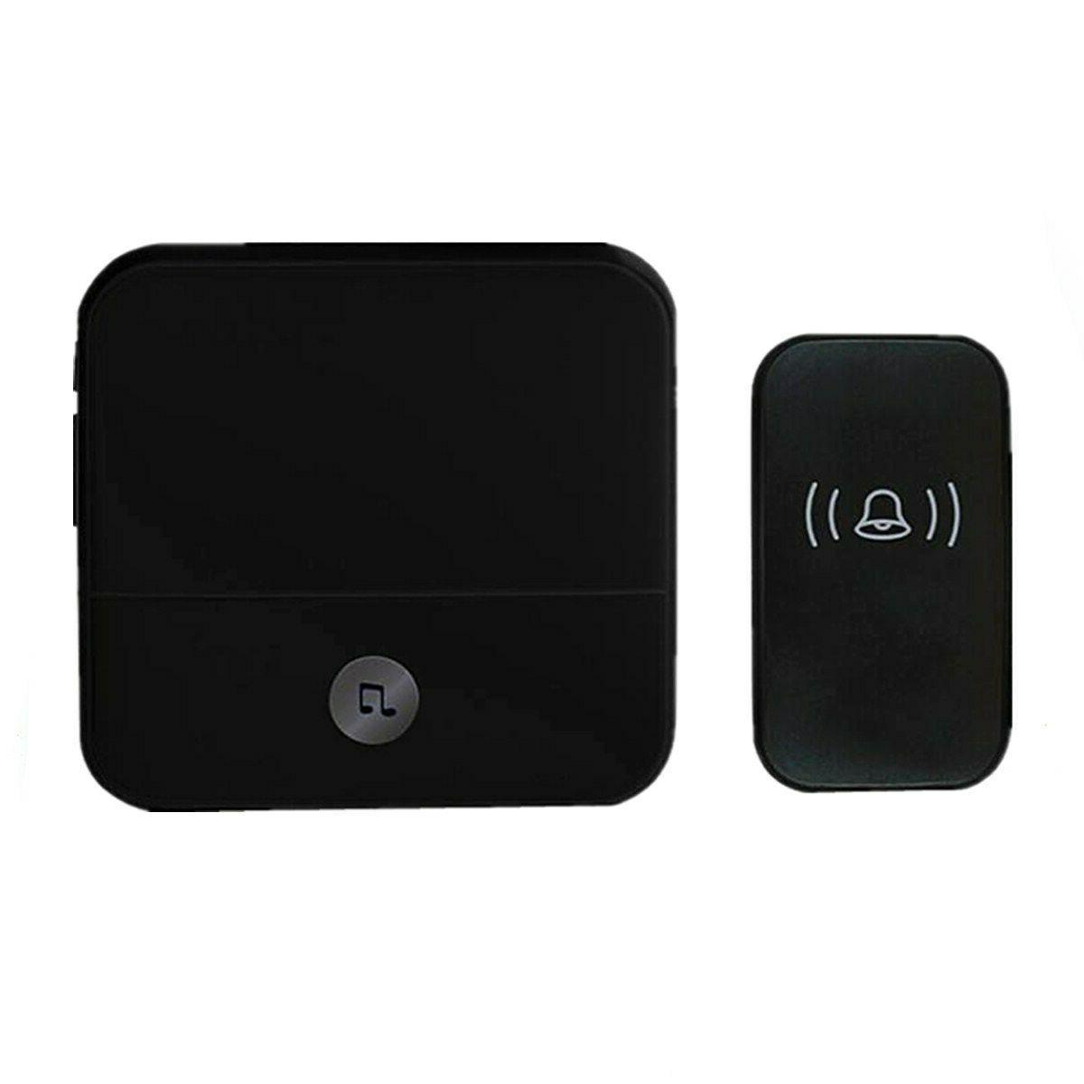 52 chime wireless door bell home plug