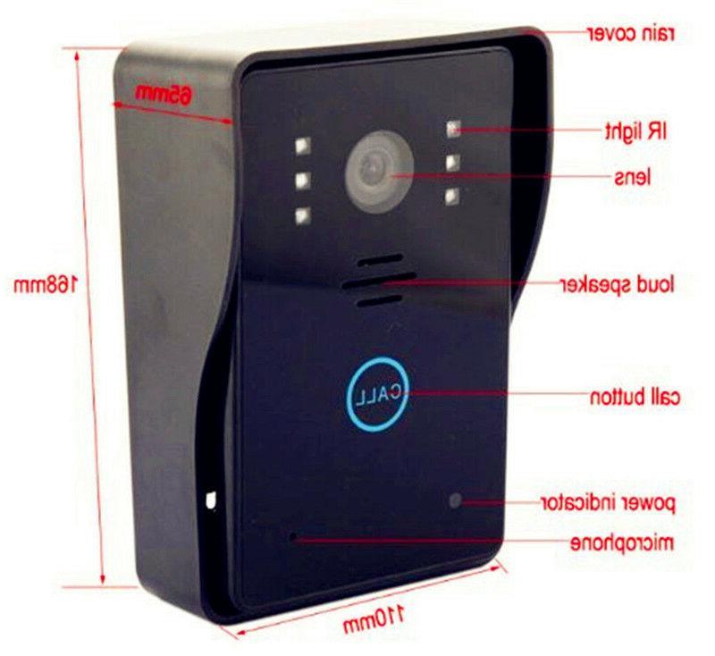 New Video Door Phone with hot