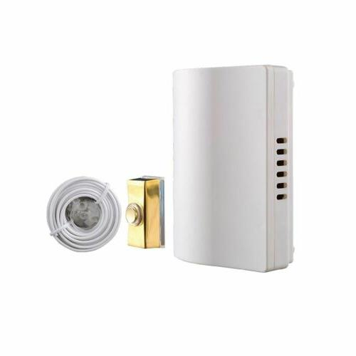 765 wired wall mounted battery door bell