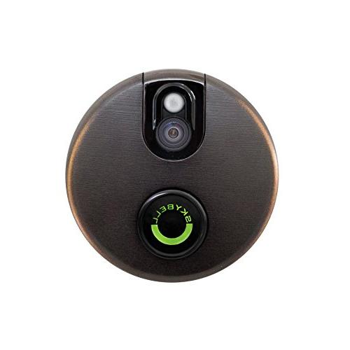 Skybell - Wi-fi Video Doorbell - Bronze