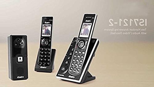VTECH IS7121-2 2-Handset Telephone