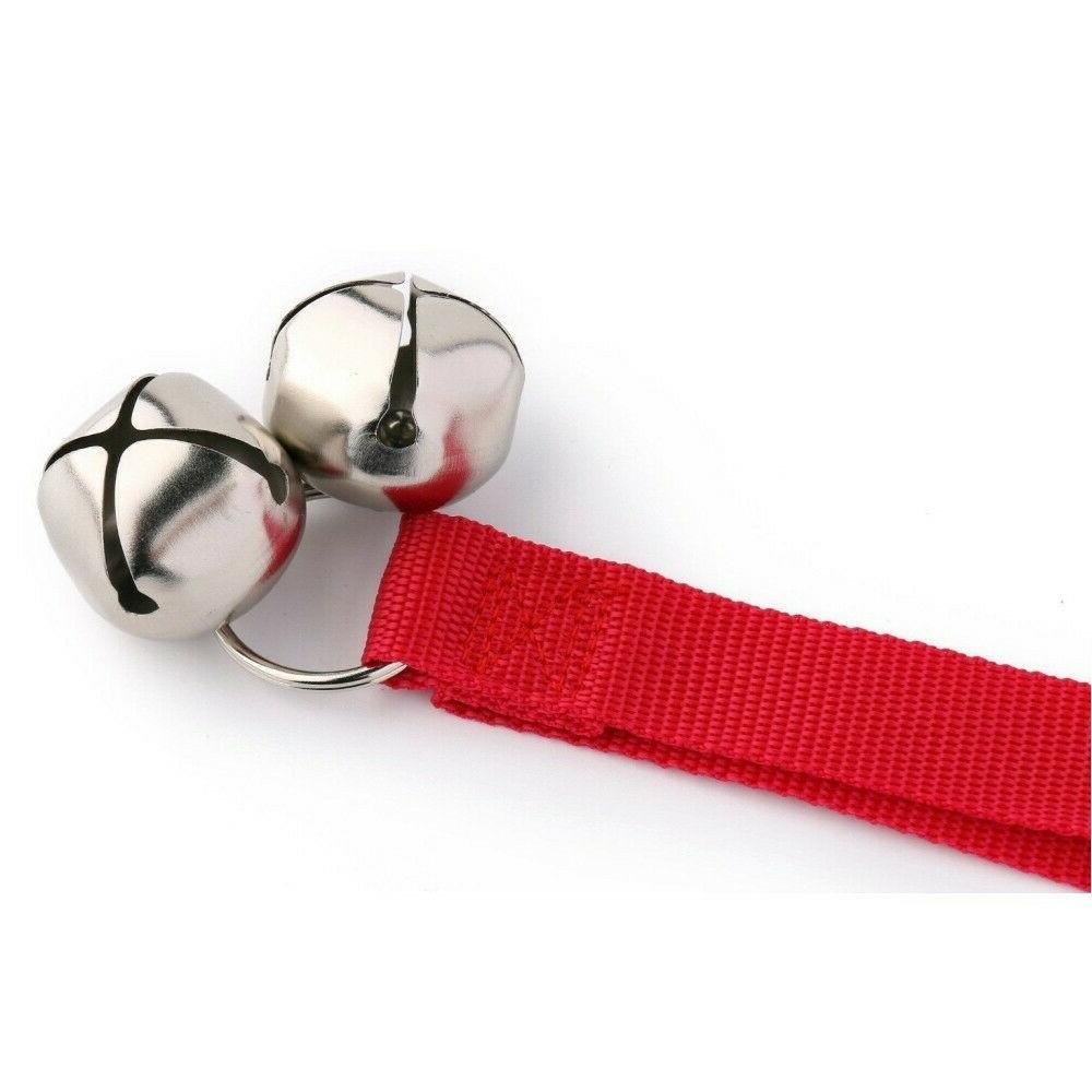 Adjustable Training Bell Nylon Puppy for Housetraining