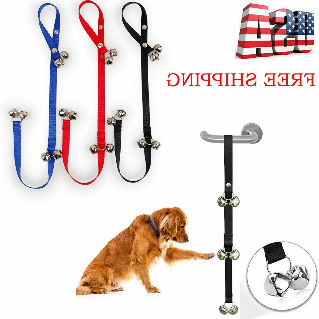 Adjustable Pet Training Bell Puppy for Housetraining