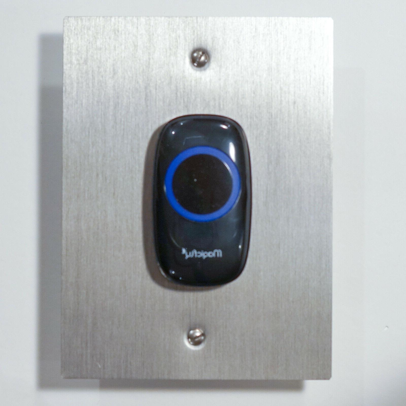 Aluminum for Doorbell, 6 Colors