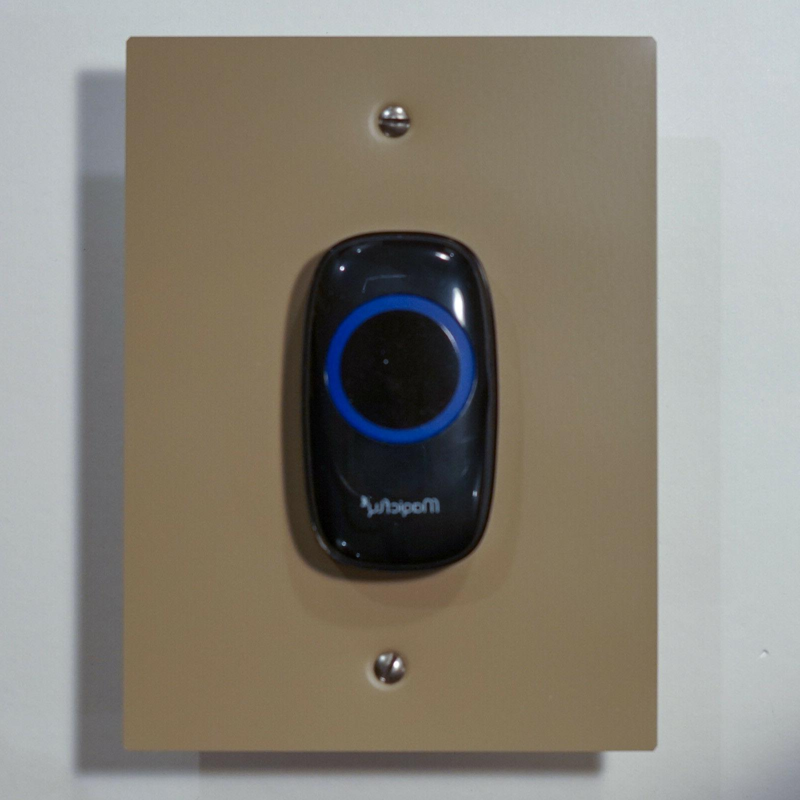 Aluminum for the MagicFly Doorbell, 6 Colors