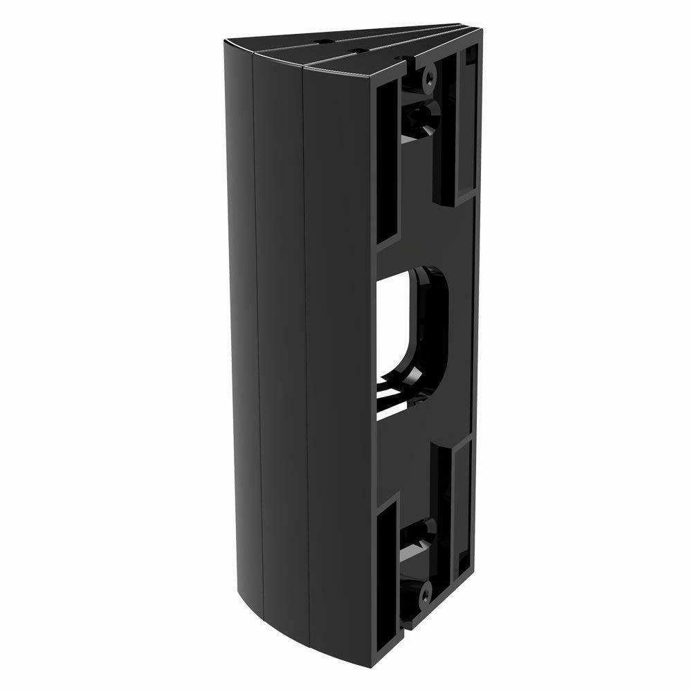 Angle Mount Bracket Black For Pro Ring Doorbell