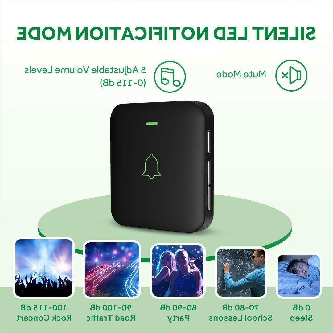 AVANTEK Wireless Chime with Memory