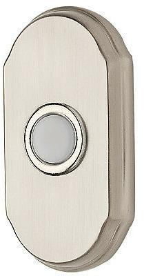 Baldwin BR7017 Solid Brass Arched Illuminated Bell Button fr