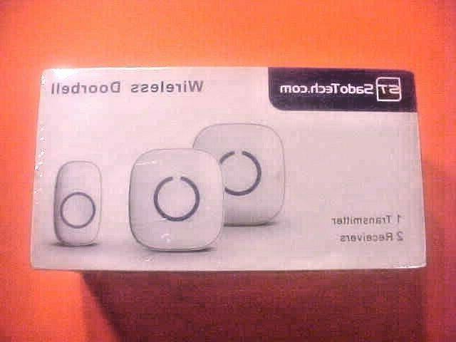 brand new model c wireless doorbell chime