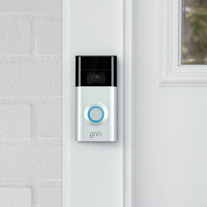 Ring Wire-Free Doorbell 1 Warranty!