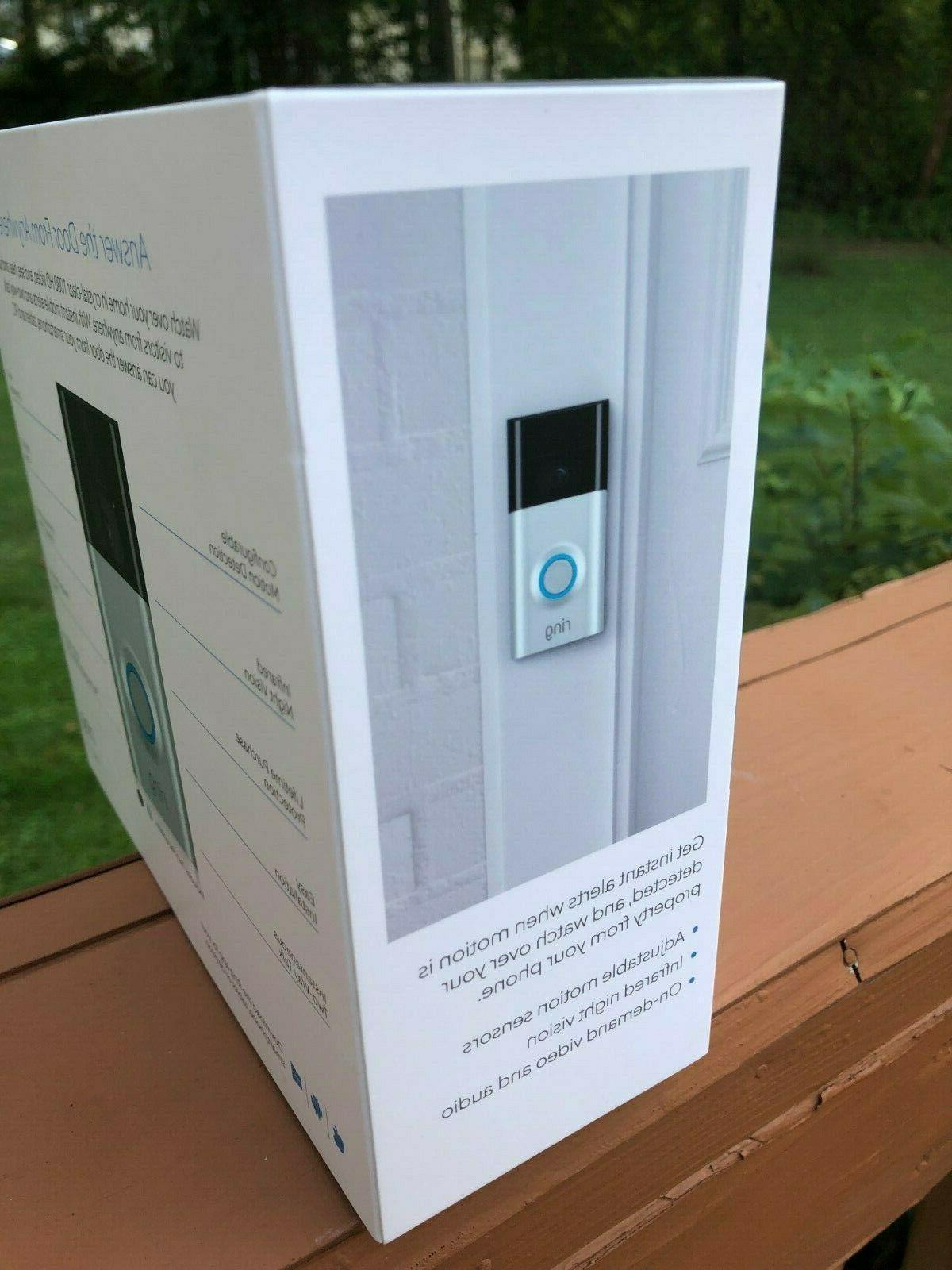 BRAND NEW! Doorbell Warranty!