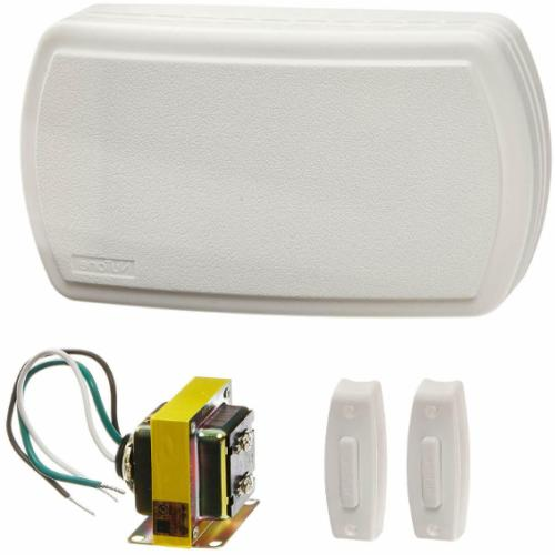 Door Chime Kit Lighted Buttons Transformer