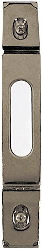 Craftmade BS3-PW Surface Mount Thin Profile Lighted Push But